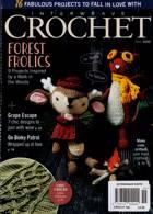 Interweave Crochet Magazine Issue CROCHETFAL