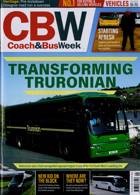 Coach And Bus Week Magazine Issue NO 1449