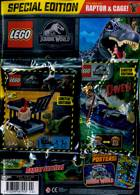 Lego Specials Magazine Issue JURASSIC10