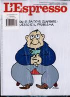 L Espresso Magazine Issue NO 47