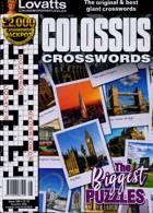 Lovatts Colossus Crossword Magazine Issue NO 348
