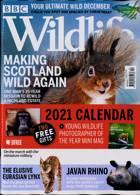 Bbc Wildlife Magazine Issue DEC 20