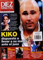 Diez Minutos Magazine Issue NO 3614