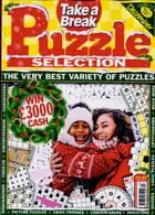 Take A Break Puzzle Select Magazine Issue NO 13