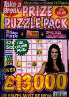 Tab Prize Puzzle Pack Magazine Issue NO 19