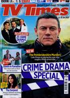 Tv Times England Magazine Issue 09/01/2021