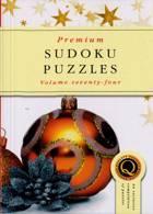 Premium Sudoku Puzzles Magazine Issue NO 74