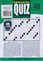 Domenica Quiz Magazine Issue NO 48