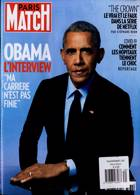 Paris Match Magazine Issue NO 3734