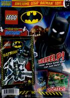Lego Superhero Legends Magazine Issue BATMAN 10