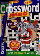 Family Crossword Jumbo Magazine Issue NO 2