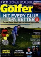 Todays Golfer Magazine Issue NO 407