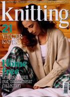 Knitting Magazine Issue KM212