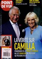 Point De Vue Magazine Issue NO 3770