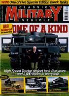 Classic Military Vehicle Magazine Issue DEC 20