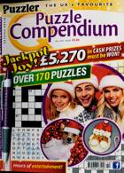 Puzzler Q Puzzler Compendium Magazine Issue NO 342