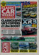 Classic Car Weekly Magazine Issue 18/11/2020