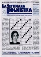 La Settimana Enigmistica Magazine Issue NO 4627