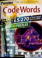 Puzzler Q Code Words Magazine Issue NO 466