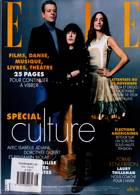 Elle French Weekly Magazine Issue NO 3908
