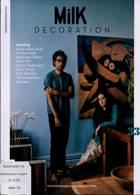 Milk Decoration English Ed Magazine Issue N33