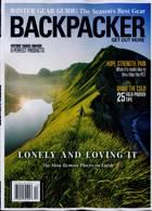 Backpacker Magazine Issue 12