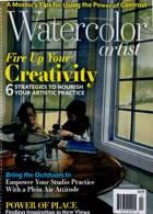 Watercolor Artist Magazine Issue 12