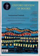 Oxford Review Of Book Magazine Issue AUTUMN