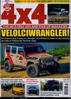 4 X 4 Magazine Issue FEB 21