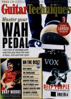 Guitar Techniques Magazine Issue MAR 21