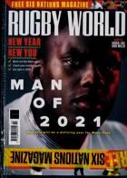 Rugby World Magazine Issue FEB 21