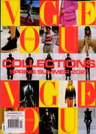 Vogue Collections Magazine Issue NO 31