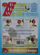 British Homing World Magazine Issue NO 7556
