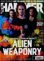 Metal Hammer Magazine Issue NO 344