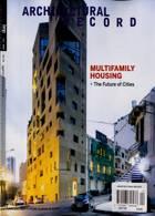 Architectural Record Magazine Issue OCT 20