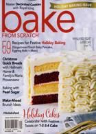 Bake From Scratch Magazine Issue NOV-DEC