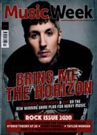 Music Week Magazine Issue 02/11/2020