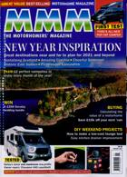 Motor Caravan Mhome Magazine Issue JAN 21
