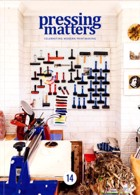 Pressing Matters Magazine Issue Issue 14
