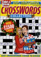 Take A Break Crossword Collection Magazine Issue NO 14 XMAS