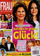 Frau Im Spiegel Weekly Magazine Issue NO 50