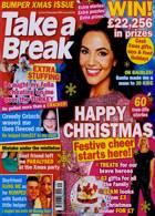 Take A Break Magazine Issue NO 49