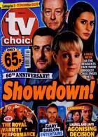 Tv Choice England Magazine Issue NO 50