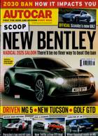 Autocar Magazine Issue 25/11/2020
