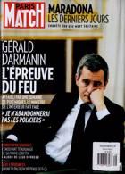 Paris Match Magazine Issue NO 3735