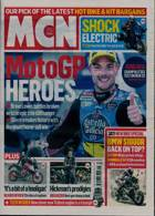 Motorcycle News Magazine Issue 25/11/2020