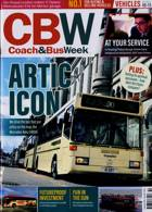 Coach And Bus Week Magazine Issue NO 1450