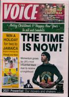 Voice Magazine Issue DEC 20