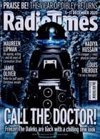 Radio Times London Edition Magazine Issue 05/12/2020