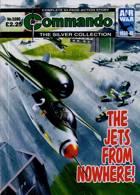 Commando Silver Collection Magazine Issue NO 5390